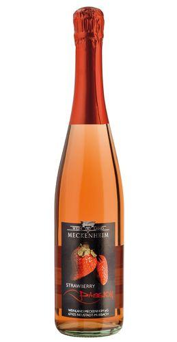Strawberry Passion Erdbeer Cocktail aus Perlwein