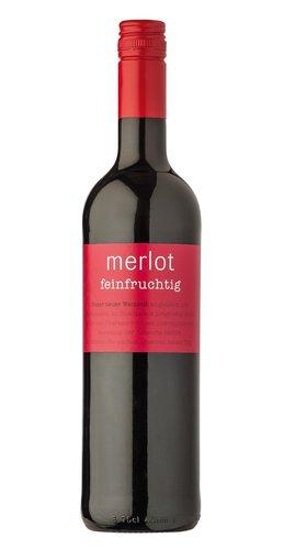 Merlot QW feinfruchtig Pfalz 2020