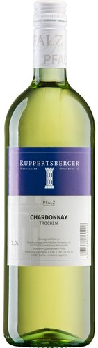 Chardonnay QW trocken Pfalz 2020