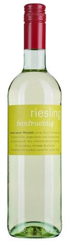 Riesling feinfruchtig QW Pfalz 2019