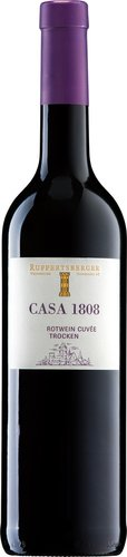 Casa 1808 Rotwein-Cuvée trocken 2019, Edition Terroir